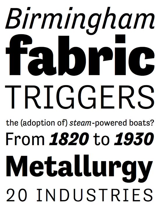 Tenso- exljbris Font Foundry