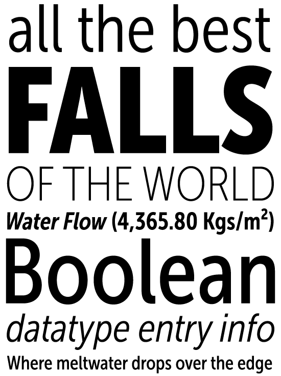 Museo Font.Museo Sans Condensed Exljbris Font Foundry